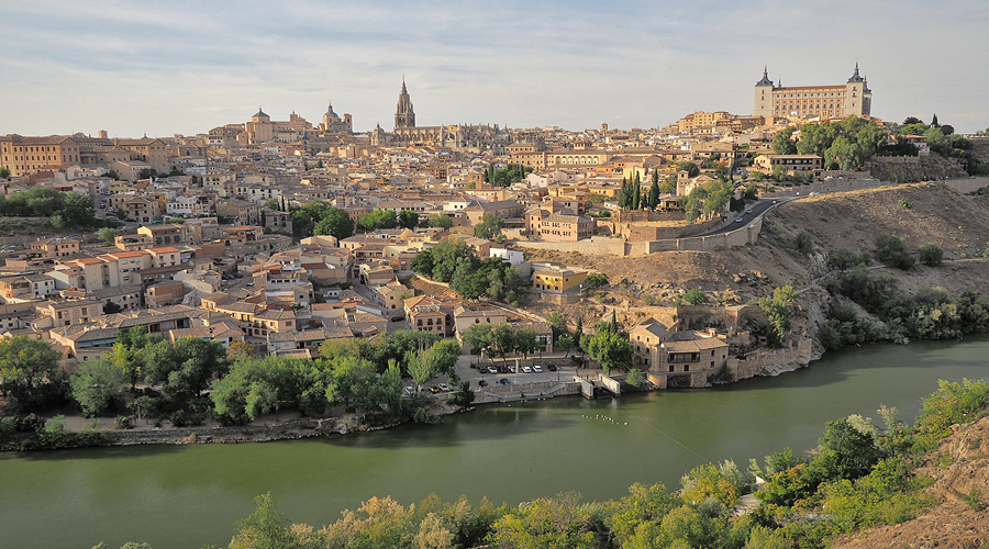 Toledo sightseeing from Madrid