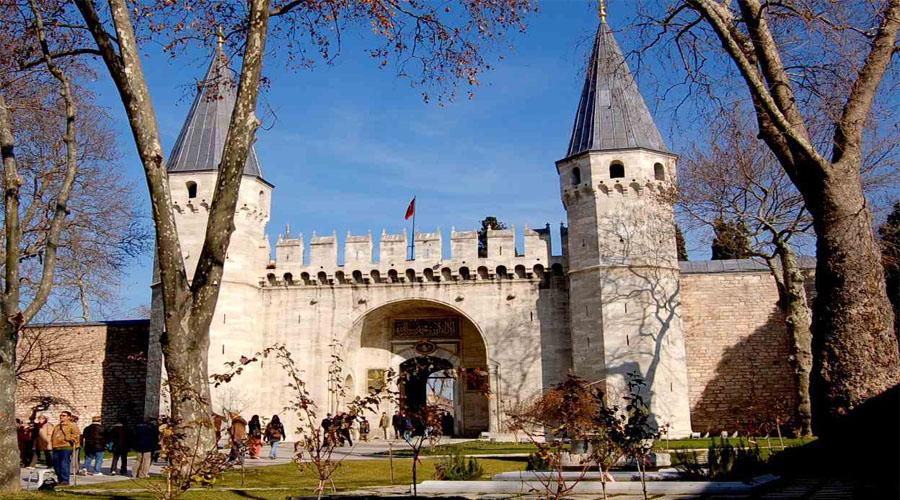 Topakapi Palace, Istanbul