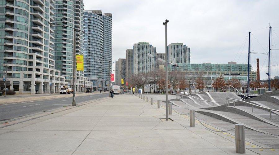 Toronto's Harbourfront