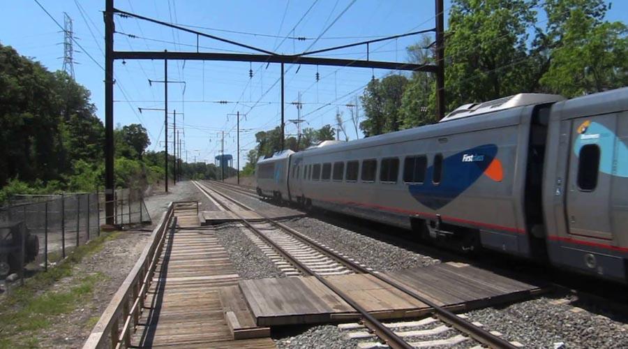 Train New York to Washington D.C
