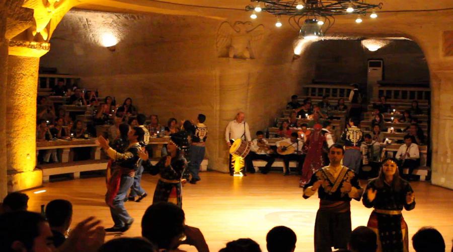 Turkish Night Show