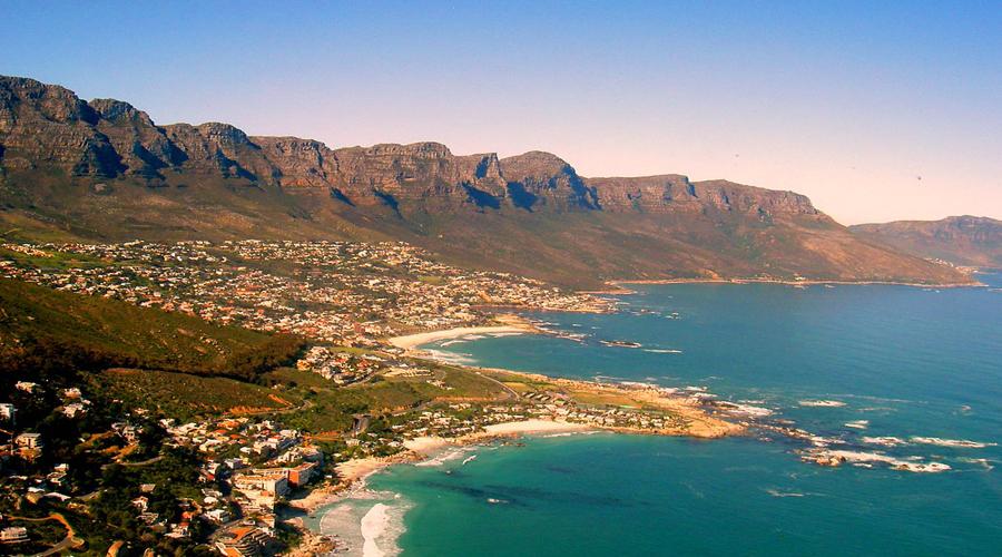 Twelve Apostles,Cape Town