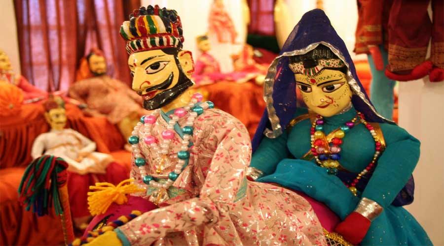 Bhartiya Lok kala Museum Udaipur