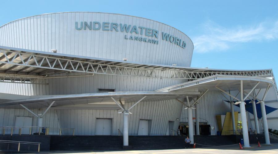 Underwater world, Langkawi