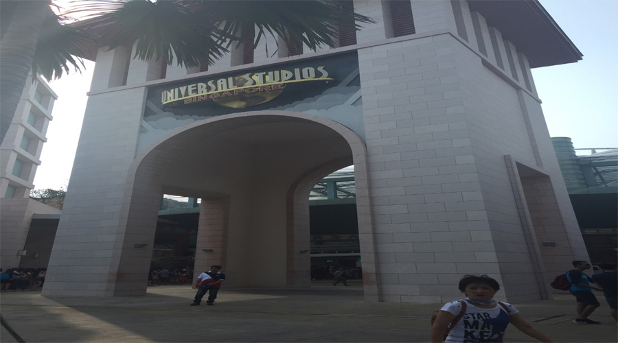 Universal Studio , Singapore