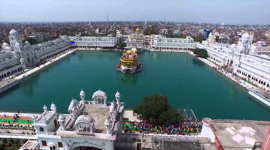 Golden Temple view