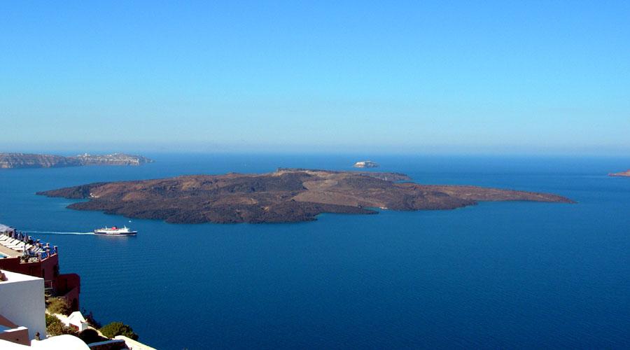 Vocanno, Santorini