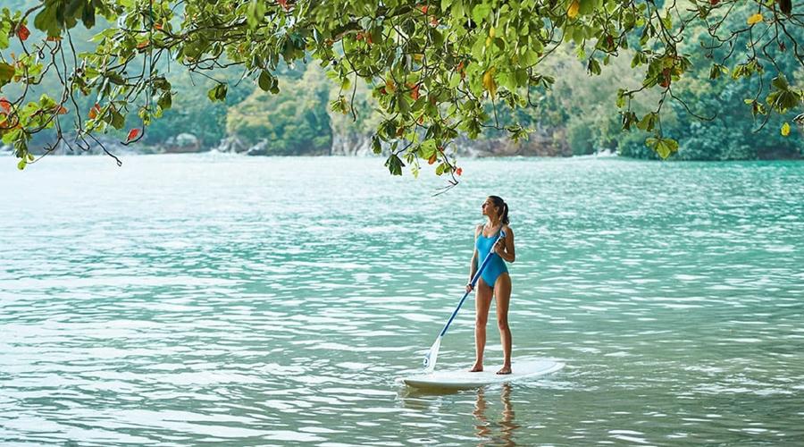 Water Activities, Seychelles