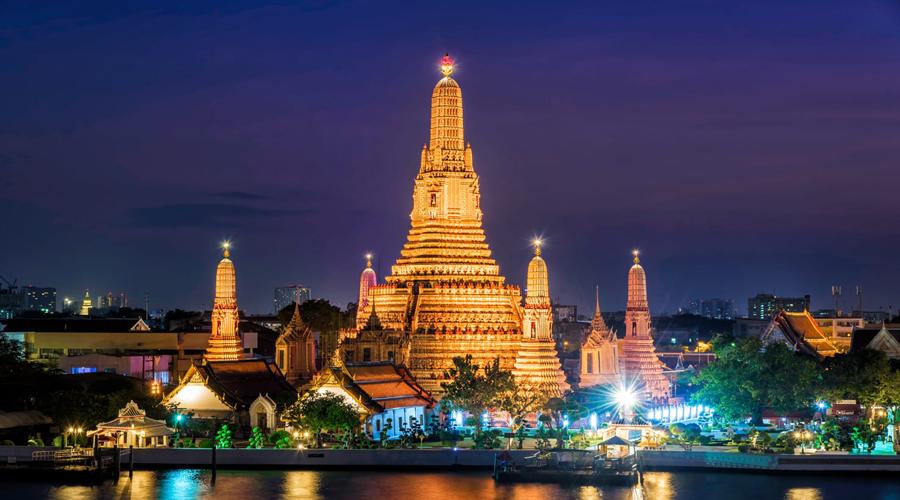 Wat Arun Tour, Bangkok