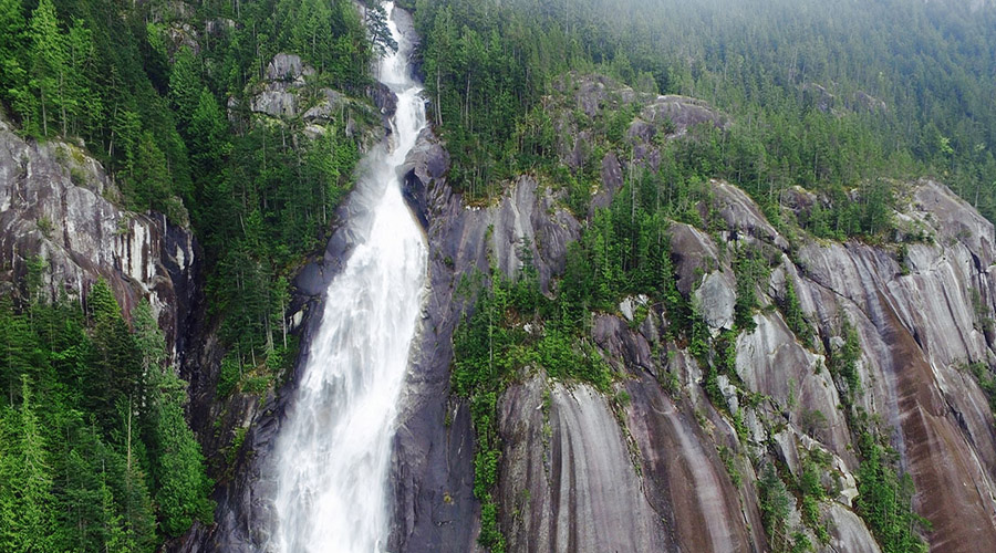 Whistler & Shannon Falls Tours, Vancouver