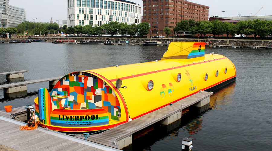 Yellow Submarine, Liverpool