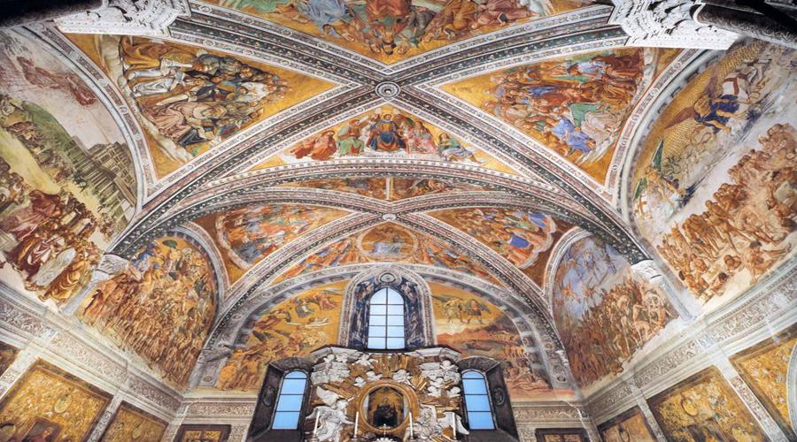 San Brizio Chapel, Tuscany