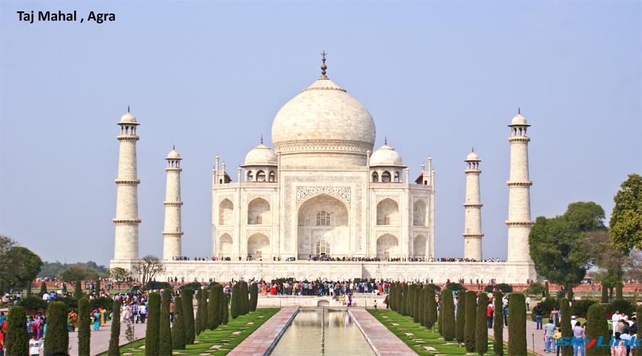 sw:Taj Mahal Agra