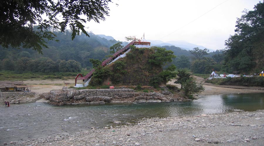 garjiya temple