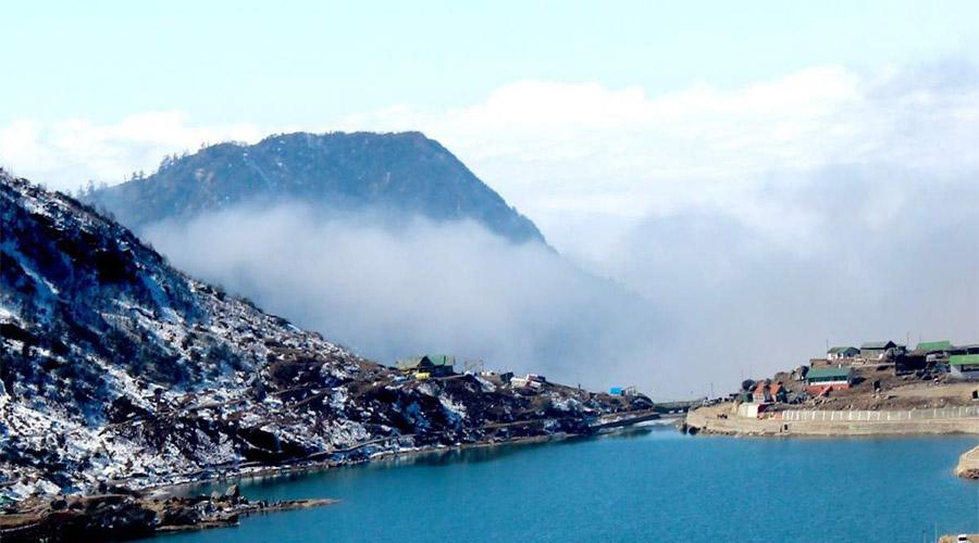 Tshangu Lake,Gangtok