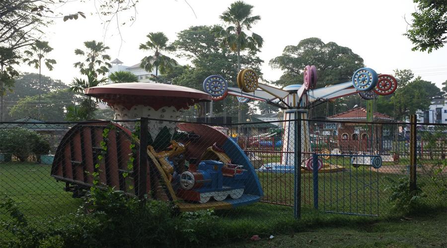 Vihara Mahadevi Park, Colombo