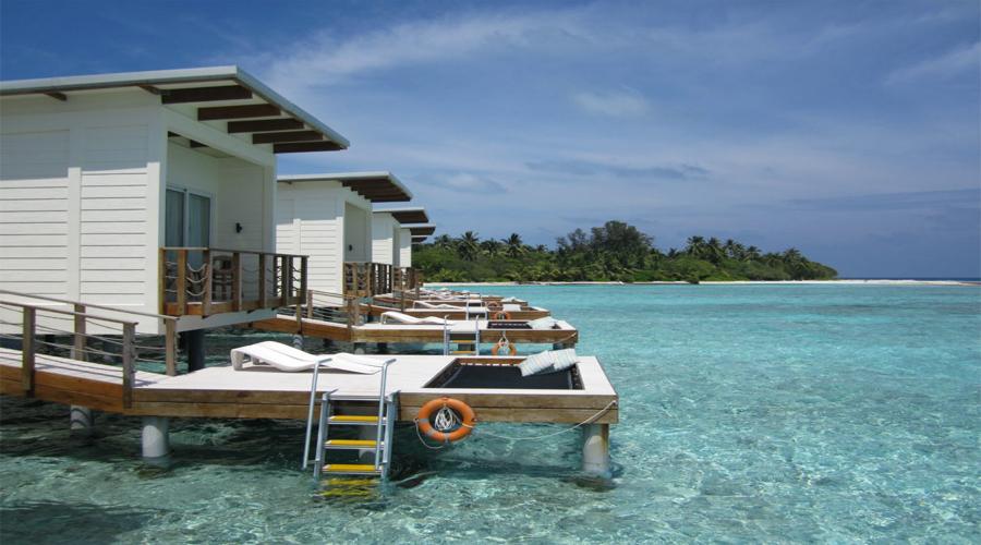 Overwater Room