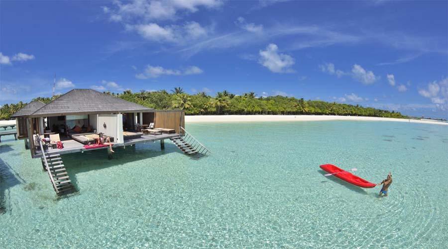 Water Villa Paradise