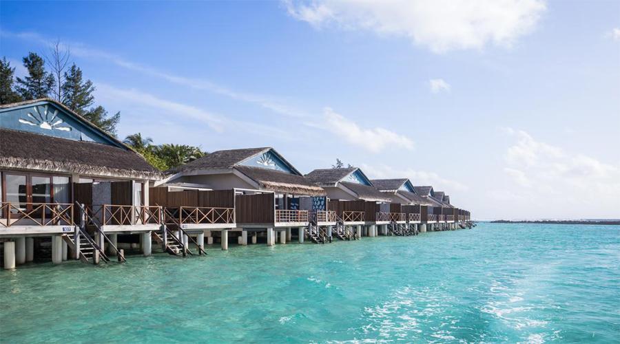 Taj Coral Water Villa