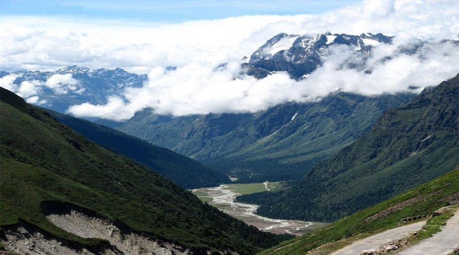 Yumthang Valley in Lachung